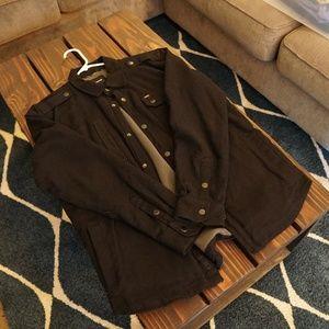 Hurley Wool Jacket